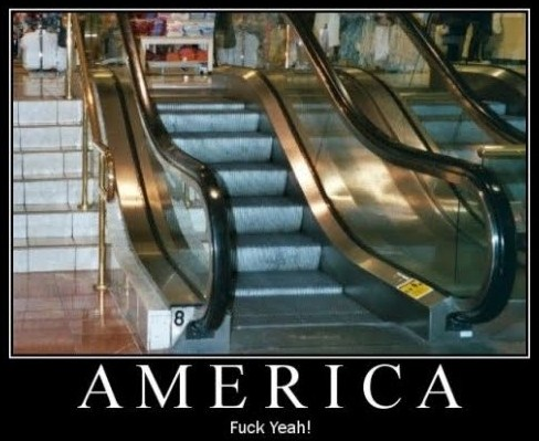 america-f-yeah-motivational-escalator