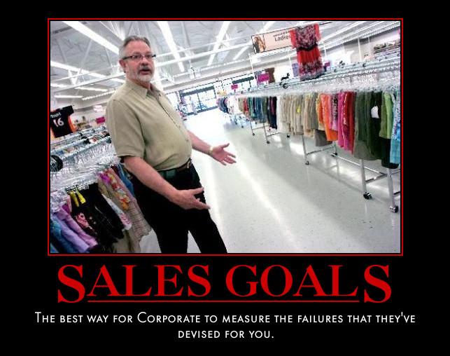 Sales Goals