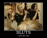 sluts-easy to spot
